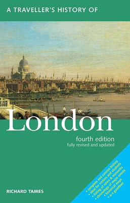 A Traveller's History of London Cover