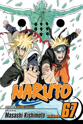 Naruto, Vol. 67 cover image
