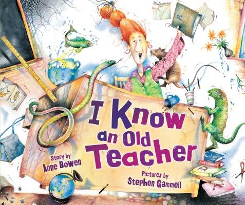 I Know an Old Teacher Cover