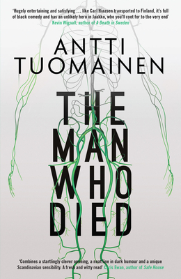 The Man Who Died Cover Image