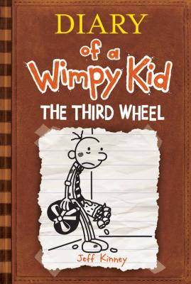 Diary of a Wimpy Kid # 7: Third Wheel Cover Image