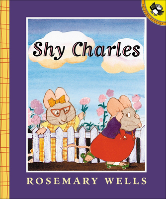Cover for Shy Charles