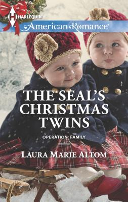 The Seal's Christmas Twins Cover