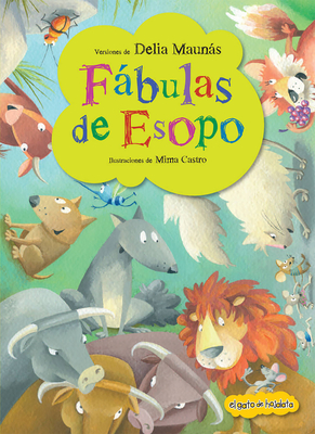 Fábulas de Esopo / Aesop's Fables Cover Image