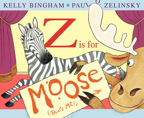 Z Is for Moose Cover Image
