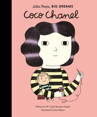 Coco Chanel (Little People, BIG DREAMS #1) Cover Image