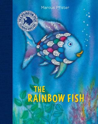 The Rainbow Fish Classic Edition with Stickers Cover Image