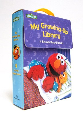 My Growing-Up Library (Sesame Street) Cover Image