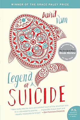 Legend of a Suicide: Stories Cover Image