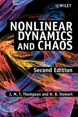 Nonlinear Dynamics and Chaos Cover Image