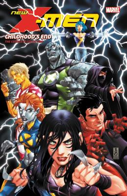 New X-Men: Childhood's End - The Complete Collection Cover Image