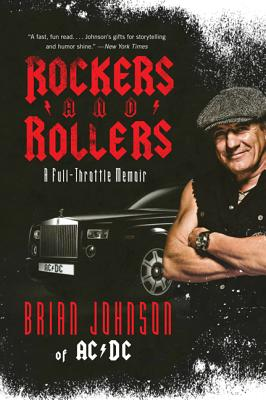 Rockers and Rollers: A Full-Throttle Memoir Cover Image