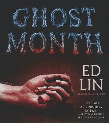 Ghost Month Cover Image