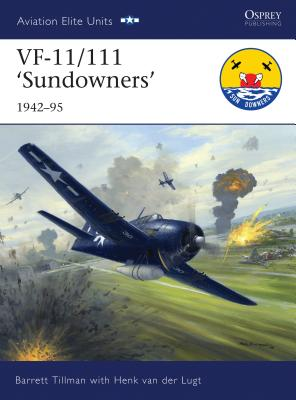 VF-11/111 'Sundowners' 1942-95 Cover