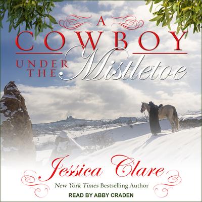 A Cowboy Under the Mistletoe Cover Image