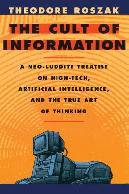 Cover for The Cult of Information