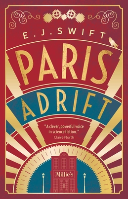 Paris Adrift Cover Image