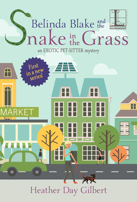 Belinda Blake and the Snake in the Grass Cover Image