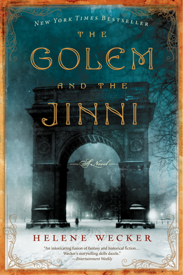 The Golem and Jinni cover