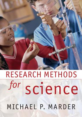 Research Methods for Science Cover Image