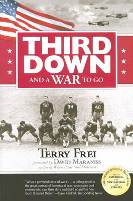 Third Down and a War to Go Cover