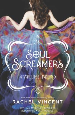 Soul Screamers Volume Four Cover