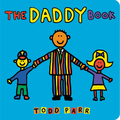The Daddy Book Cover Image