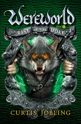 Rise of the Wolf (Wereworld #1) Cover Image