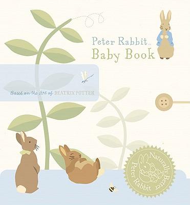 Peter Rabbit Baby Book (Peter Rabbit Naturally Better) Cover Image