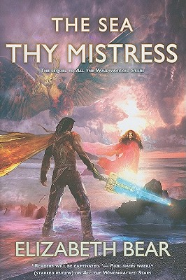 The Sea Thy Mistress Cover