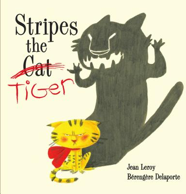 Stripes the Cat Tiger Cover
