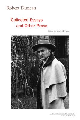 Cover for Robert Duncan