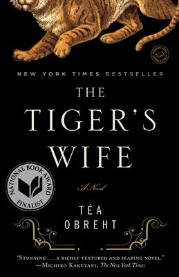 The Tiger's WifeTea Obreht