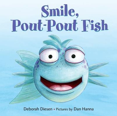 Smile, Pout-Pout Fish (A Pout-Pout Fish Mini Adventure #1) Cover Image