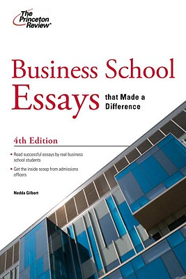Business School Essays that Made a Difference, 4th Edition Cover Image