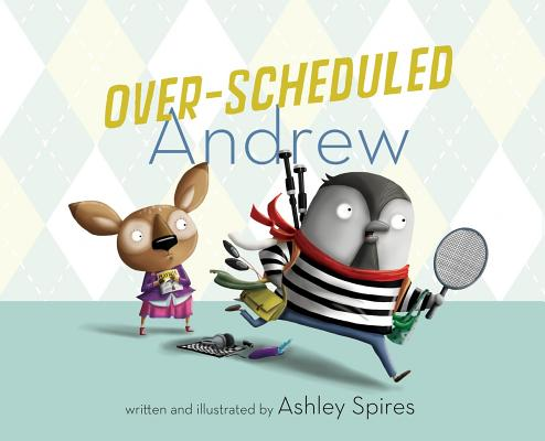 Over-Scheduled Andrew Cover Image