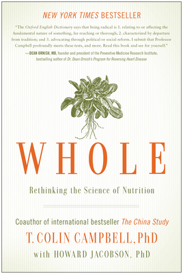 Whole: Rethinking the Science of Nutrition Cover Image