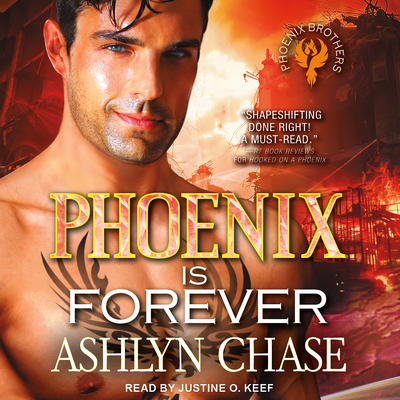 Phoenix Is Forever (Phoenix Brothers #3) Cover Image