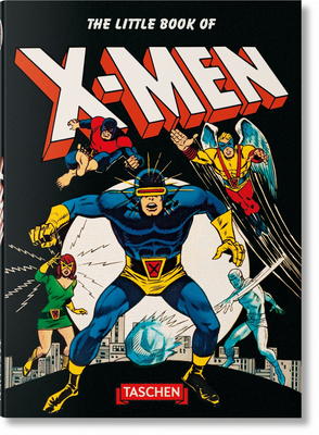 The Little Book of X-Men Cover Image