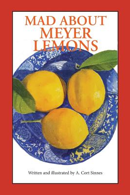 Mad About Meyer Lemons Cover Image