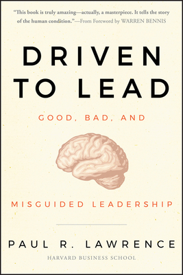 Driven to Lead Cover