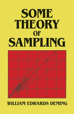 Some Theory of Sampling (Dover Books on Mathematics) Cover Image