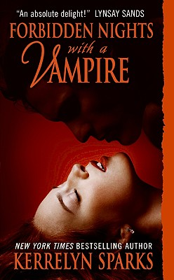 Forbidden Nights with a Vampire Cover