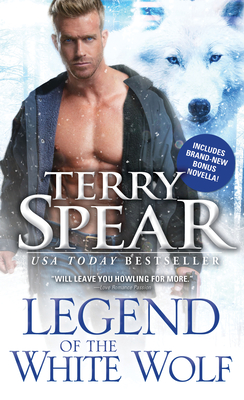 Cover for Legend of the White Wolf (Heart of the Wolf #3)