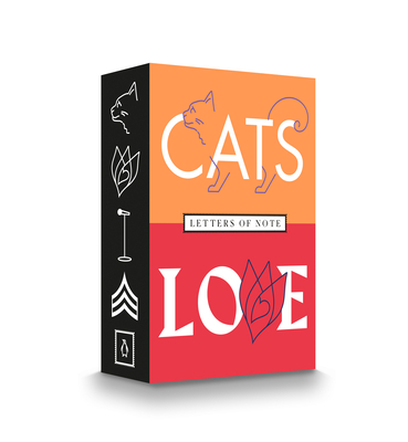 Letters of Note Volumes 1-4 Boxed Set: Cats; Music; Love; War Cover Image