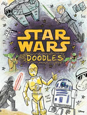 Star Wars Doodles (Doodle Book) Cover Image