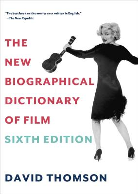 The New Biographical Dictionary of Film Cover