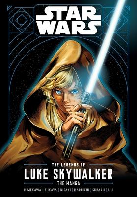 Star Wars: The Legends of Luke Skywalker—The Manga (Star Wars Manga ) Cover Image