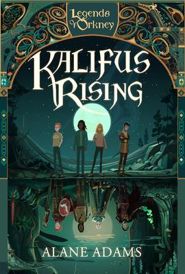 Kalifus Rising Cover