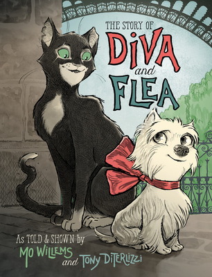 The Story of Diva and Flea Cover Image